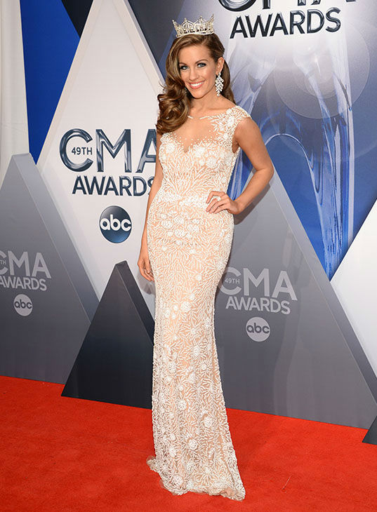 Country Music Awards - Miss America, Betty Cantrell