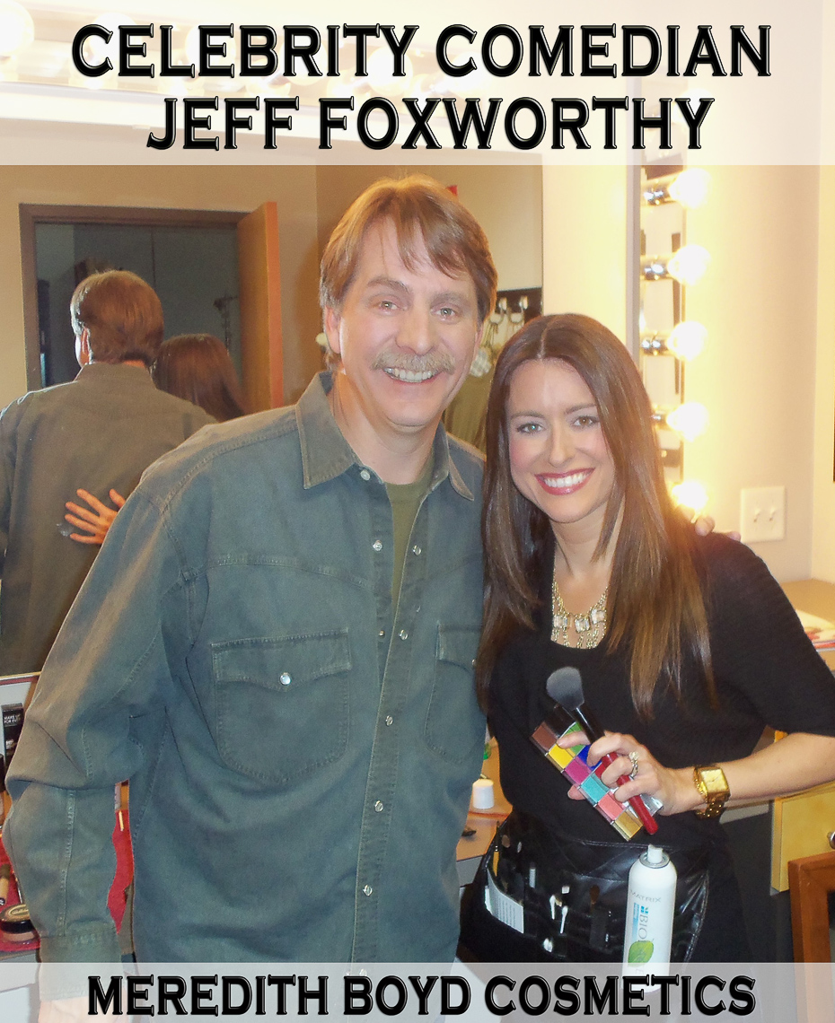 Jeff_Foxworthy_Meredith_Boyd_makeup_hair_artist_atlanta_professional_commercial