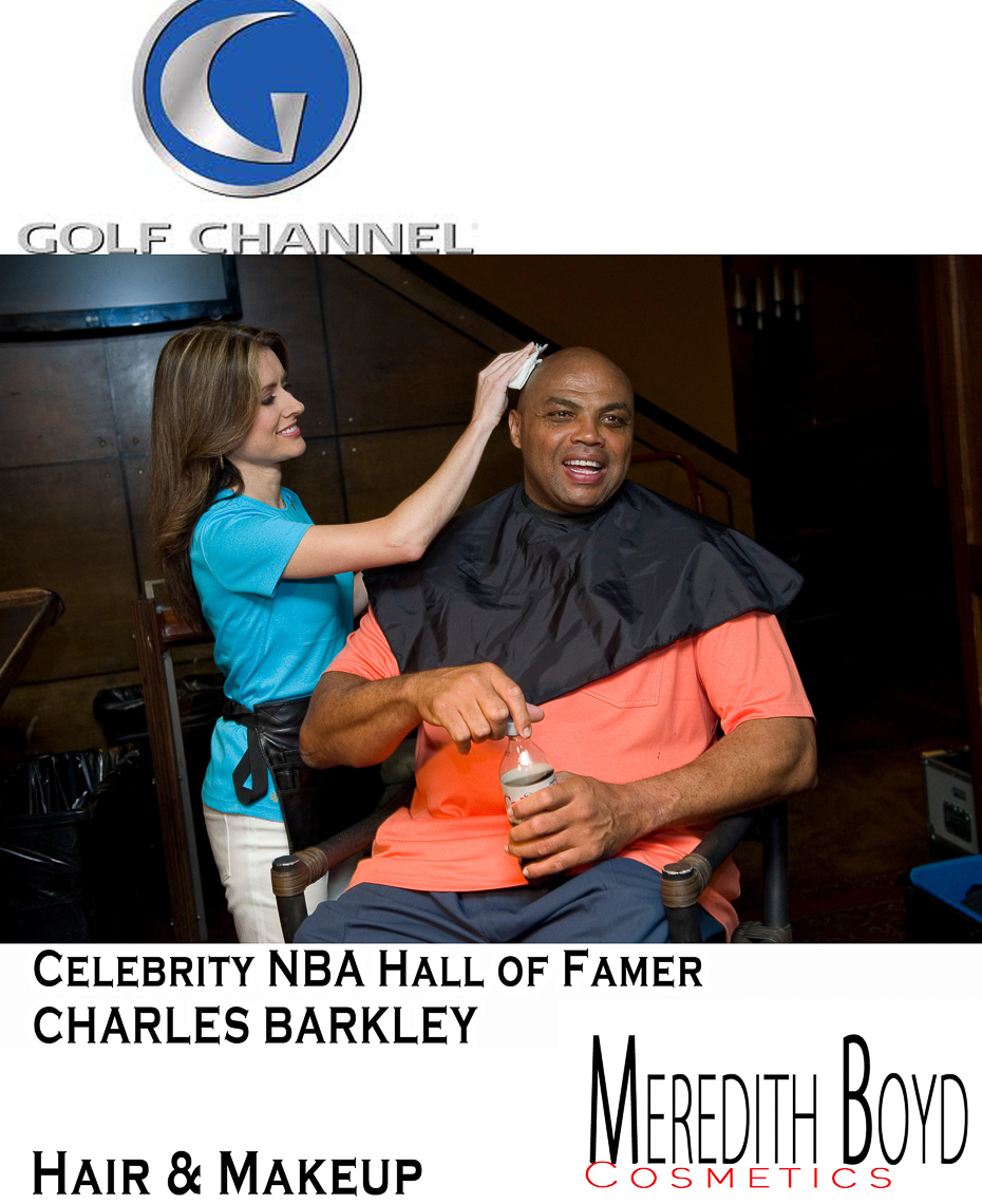 charles_barkley_golf_channel_nba_celebrity_Meredith_Boyd_makeup_hair_artist_atlanta_professional_3