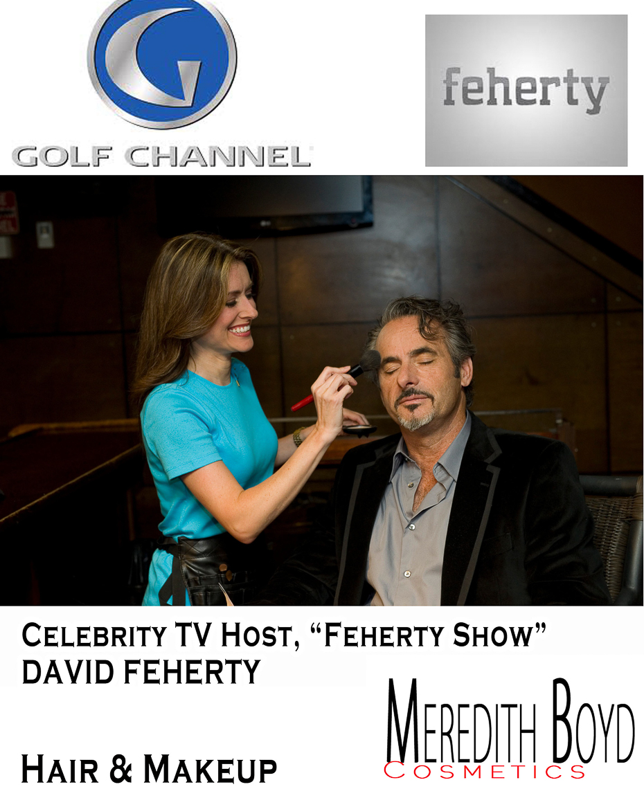 david_feherty_golf_channel_nba_celebrity_Meredith_Boyd_makeup_hair_artist_atlanta_professional_3