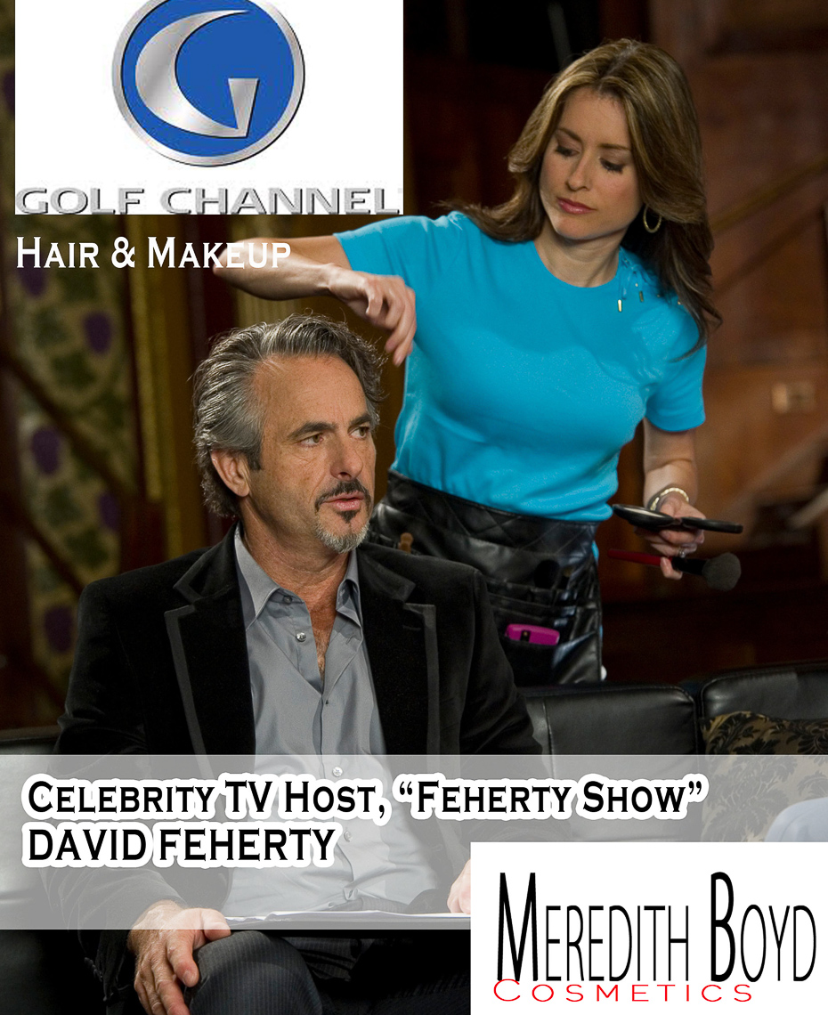 david_feherty_golf_channel_nba_celebrity_Meredith_Boyd_makeup_hair_artist_atlanta_professional_4