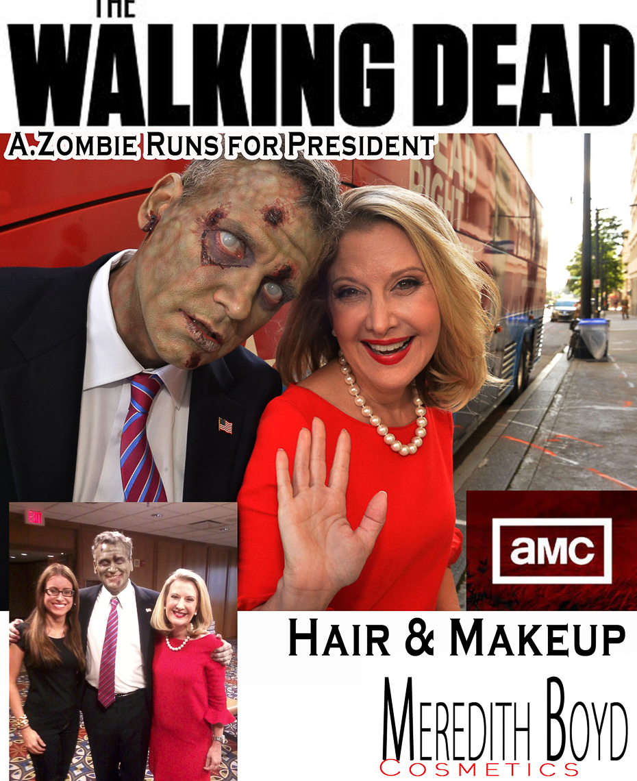zombie_for_president_walking_dead_amc_Meredith_Boyd_makeup_hair_artist_atlanta_professional_2